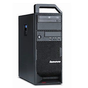 Lenovo ThinkStation S20 Intel XEON 3.06GHz w/2 x 250GB Hard Driv