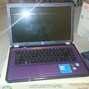 HP g6  Intel 3 laptop works great