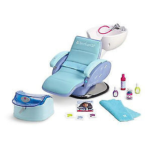 American Girl Truly Me Spa Chair
