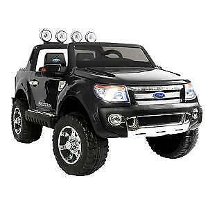 Ford Pick Up Kids Ride On Toy Car | Remote Control | 12V Battery, MP3 Player, & Leather Seat  | Free Shipping & Pick up