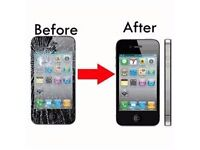 Iphone Samsung Nokia Ipad Tablet Screen Repair from £14.99