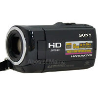 BOXed and like new: Sony HDR-CX100 HD Camcorder with 10x Optical