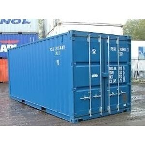 20' & 40' Shipping Container – New & Used - St Catharines