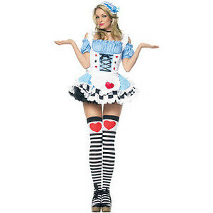Alice in Wonderland Costume - Adult Small Strathcona County Edmonton Area image 1
