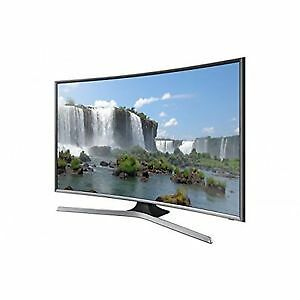 Samsung UN55J6520 55-Inch Curved 1080p HD Smart LED TV