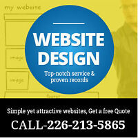 Sarnia Web Design - WordPress Website Development, Designer, SEO