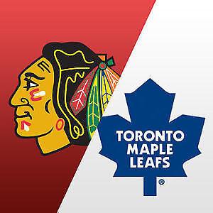 Toronto Maple Leafs vs Chicago Blackhawks March 18th, 2017
