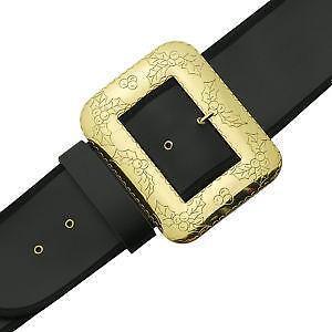 santa claus belt buckle - Santa Claus Belt