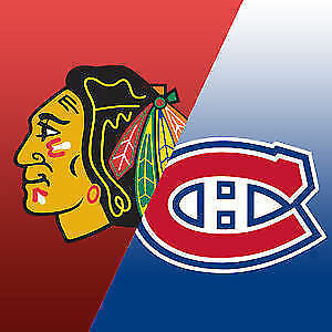 Canadiens reçoivent les Blackhawks de Chicago