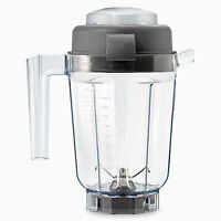 Vitamix 32-ounce/0.9-litre Dry Grains Container and Tamper