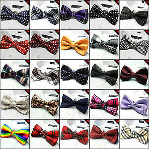 wedding and prom Bow Ties - Mens or Boys  Plain Design Kitchener / Waterloo Kitchener Area image 3