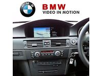 BMW VIDEO IN MOTION ACTIVATION (vim)