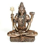 Brass Hindu Statue