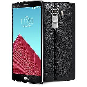 Brand new Sealed Unlocked LG G4 32GB LTE AWS 2 covers plastic/le