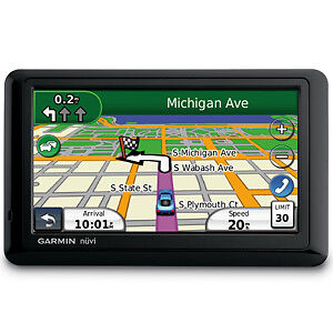 Garmin nuvi 1490T 5-Inch Bluetooth GPS w/ Vent Mount