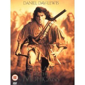 The Last Of The Mohicans DVD NEW & SEALED
