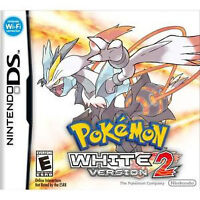 Pokemon White 2 Like new COMPLETE IN BOX