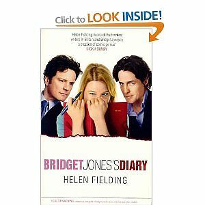 Bridget Jones's Diary by Helen Fielding Paperback