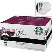 Starbucks Verona K Cups