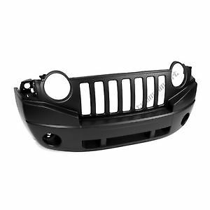 JEEP COMPASS FRONT BUMPER BRAND NEW 2007 2008 2009 2010