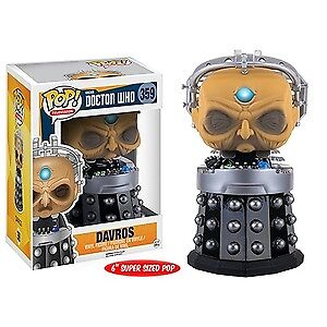 MIB Funko Pop Vinyl Doctor Who:  Davros