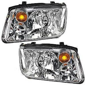 VW JETTA HEADLIGHT 1999 2000 2001 2002 2003 2004 2005 NEW