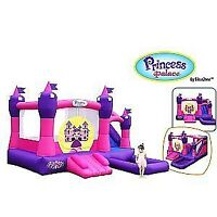 BACKYARD BIRTHDAY PARTY BOUNCE BOUNCY  HOUSES FOR RENT