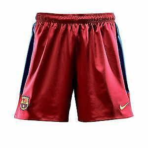 Nike Barcelona mens football shorts, size medium, new with tags