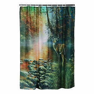 bathroom curtains | ebay