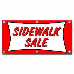 MULTI VENDOR SIDEWALK SALE