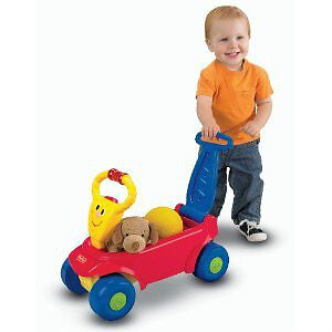 NEW: Fisher-Price 2-In-1 Wagon Rider