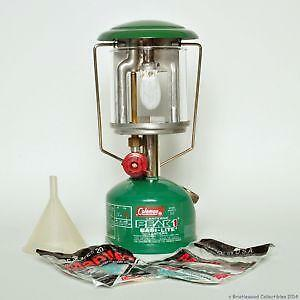 Coleman lantern led parts propane duel fuel ebay vintage coleman lanterns mozeypictures Images
