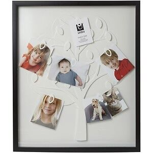 New in box Umbra family tree picture frame -perfect for nursery Kitchener / Waterloo Kitchener Area image 1