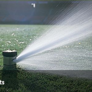Spring Lawn Cleanup and Irrigation Installations
