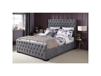 Monocco Bed ANY DESIGN ANY FABRIC OF YOUR CHOICE X-MAS SPECIAL🌲