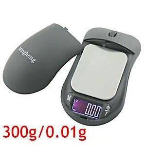 300g 0.01g Portable Digital Gram Precise Scale Mouse Style Armadale Armadale Area Preview