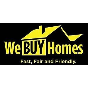 We'll Buy Your House For Cash!