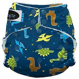 Imagine Bamboo All-in-One cloth diapers! Strathcona County Edmonton Area image 5