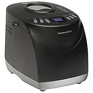 Hamilton Beach Bread Maker Machine (incl Recipe Booklet & Manual