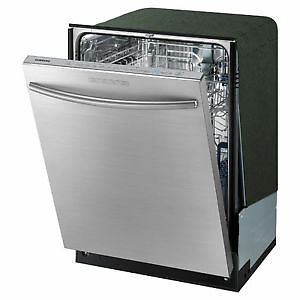 notex sale-dishwasher samsung in and out stainless steel-$449