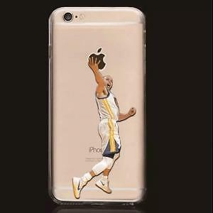 "iPhone 6 case - ""Dizzying Handles, Sexy Finish"" Stephen Curry home white Warriors for Iphone 6"