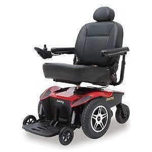 jazzy power chair: mobility equipment | ebay