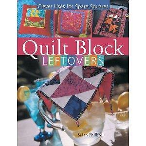 Quilt Block Leftovers by Inc Prolific Impressions