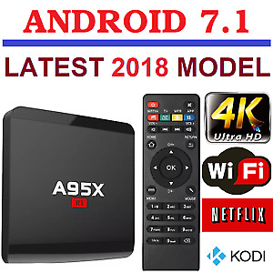 Android tv box sale a95x / mxq 4k pro / v88