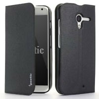 Motorola Moto X Pudini Protective Flip Open Case with Stand(New)