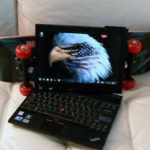 LENOVO X201 EXECUTIVE LAPTOP/TABLET i5 MINT CONDITION