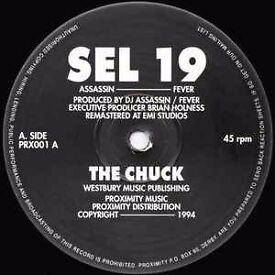 Sel 19 ‎– The Chuck
