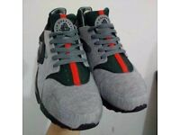 """Nike Gucci Huaraches Size 10.5 ""limited edition"""
