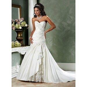 Stunning wedding dress -Maggie sottero- jovi