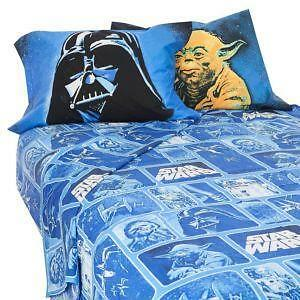 Star Wars Bed Sheets Full